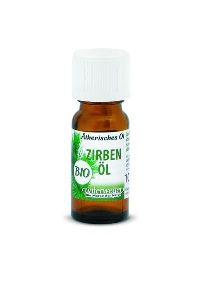 100 % Ätherisches Zirbenöl (10 ml)